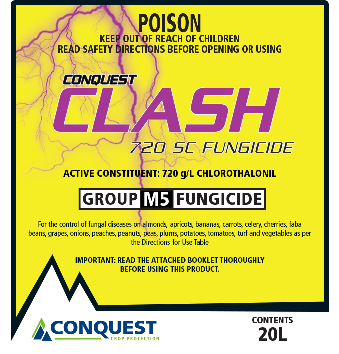 Conquest Crop Protection - For Australian Agriculture